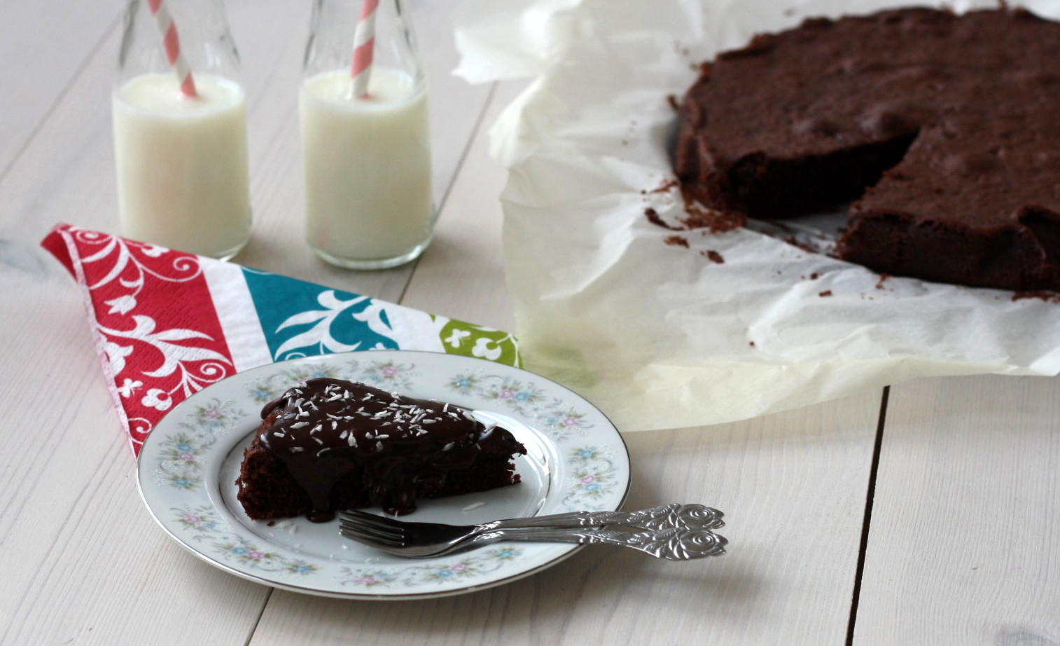 Recipe for Chocolate Cake - Moist and Easy to Bake