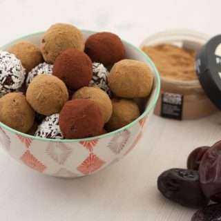 Delicious Date Balls with Licorice