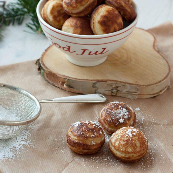 Original Recipe for Danish Aebleskiver (Pancake balls)