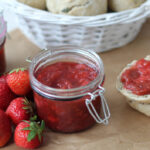 Homemade Strawberry and Rhubarb Jam