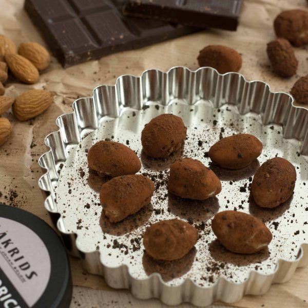 Chocolate covered Roasted Almonds