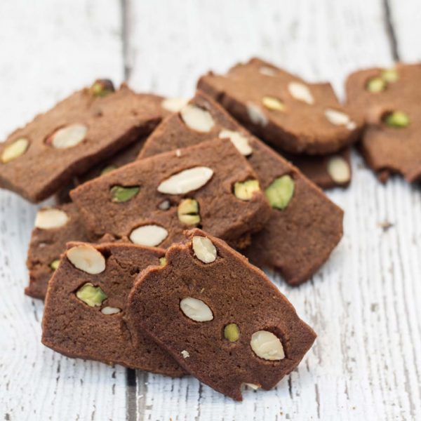 Danish Brown Cookies (Brunkager)