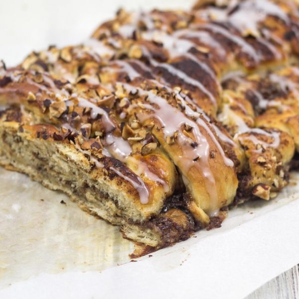 Danish Cinnamon Twist (Kanelstang)