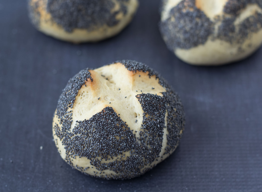 Danish Breakfast Buns (Rundstykker)