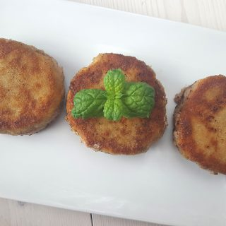 Danish Breaded Pork Patties (Karbonader)
