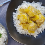 Danish Meatballs In Curry (Boller i Karry)