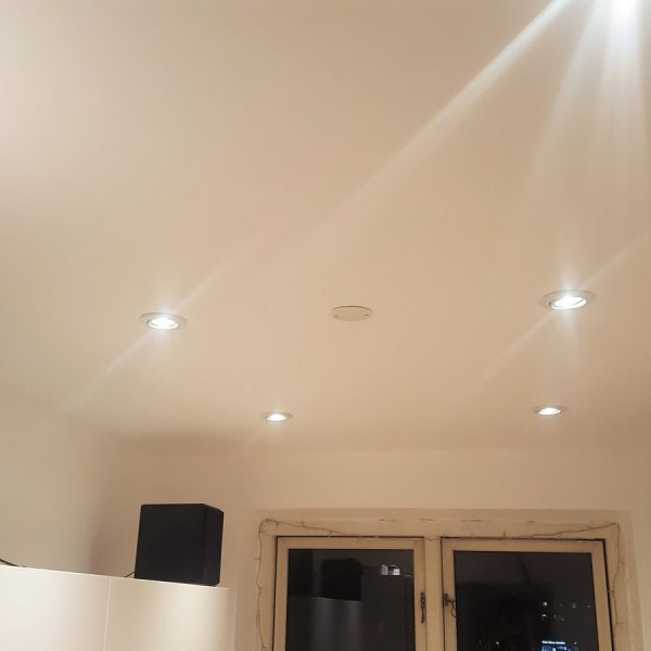 Guide: Lower Ceiling and Install LED Downlights