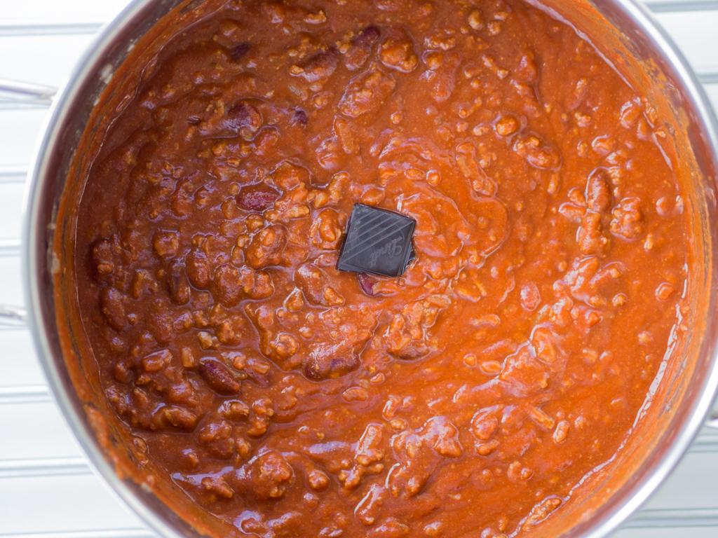 Recipe for Chili Con Carne