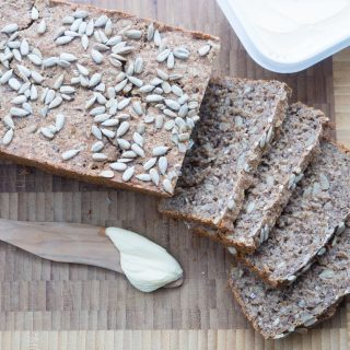 Danish Rye Bread (without Sour Dough)