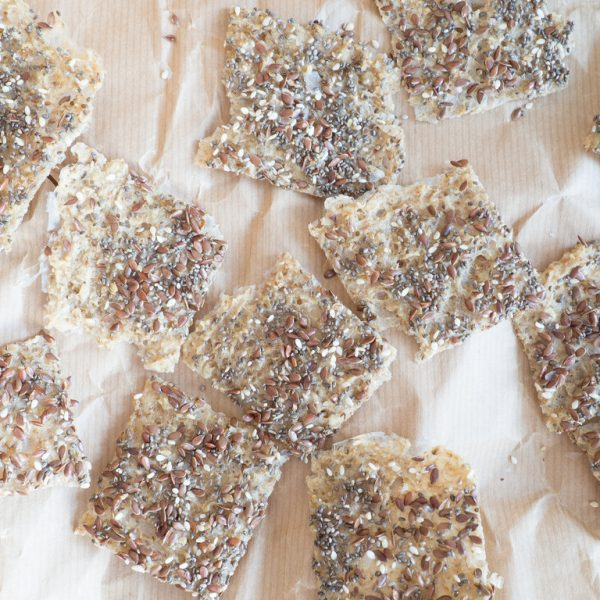 Oat Meal Crackers