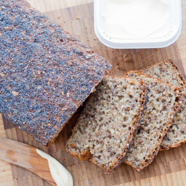 Rye Bread (The Easy Version)