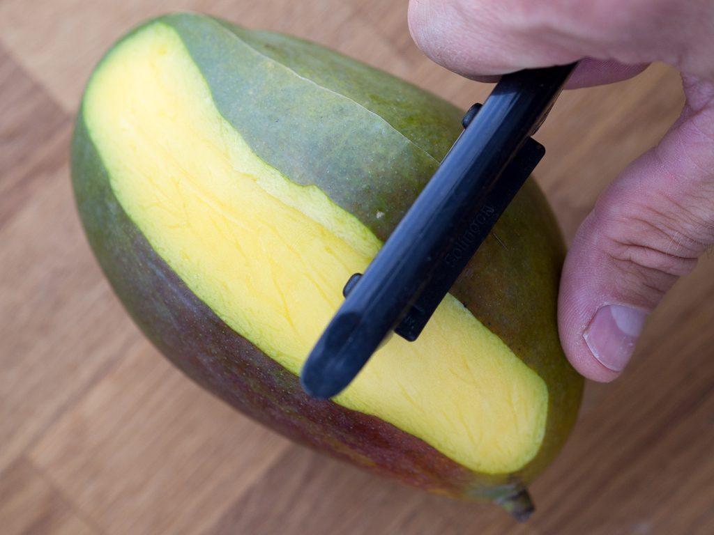 Recipe for Mango Lime Avocado Kidney Beans Salad
