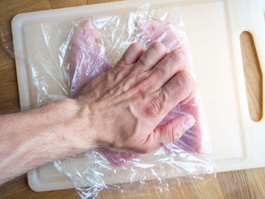Recipe for Homemade German Pork Schnitzel