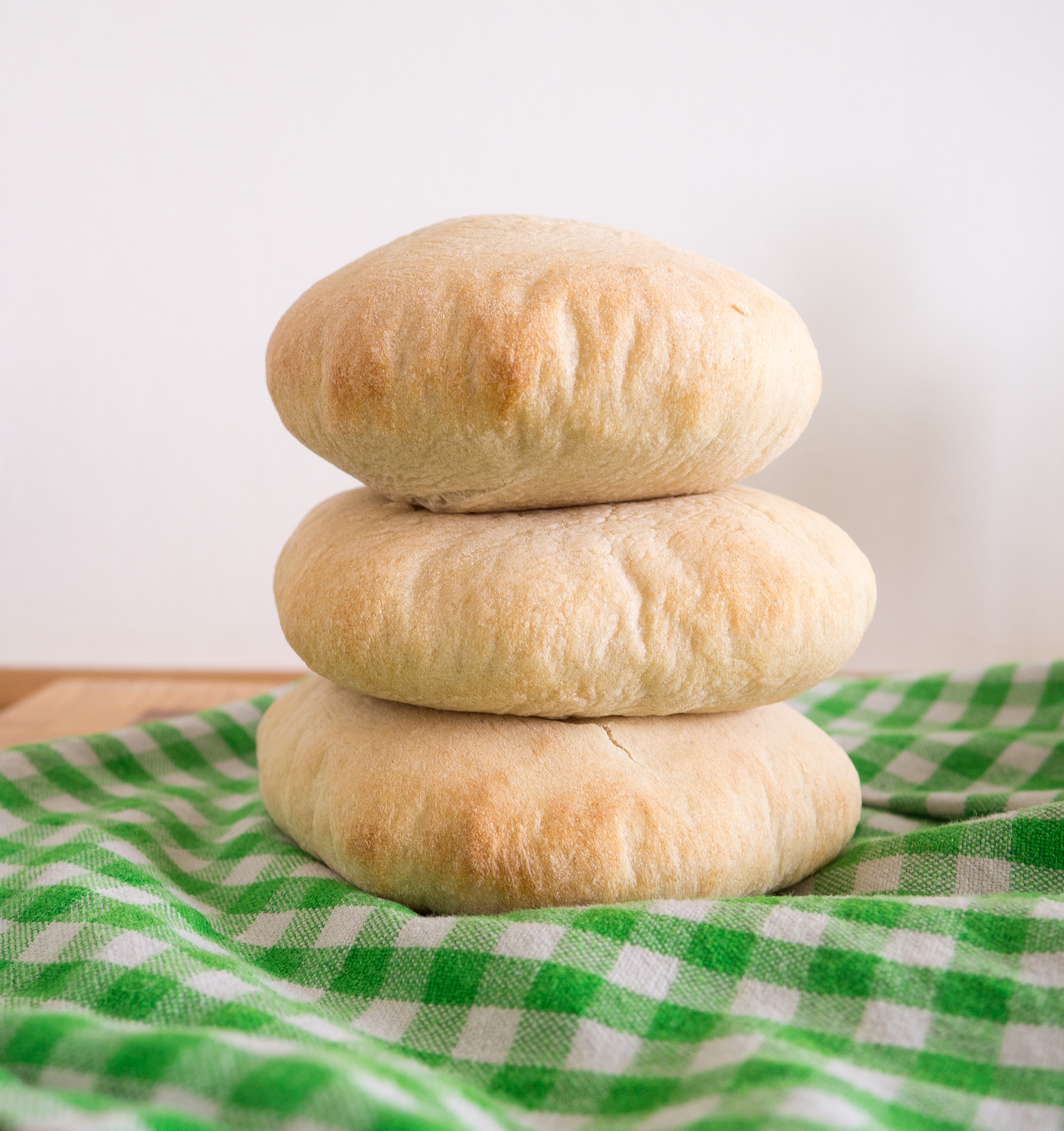 Recipe for Homemade Pita Bread