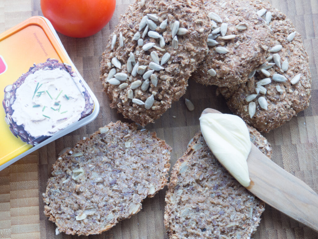 Recipe for Nordic Rye Buns