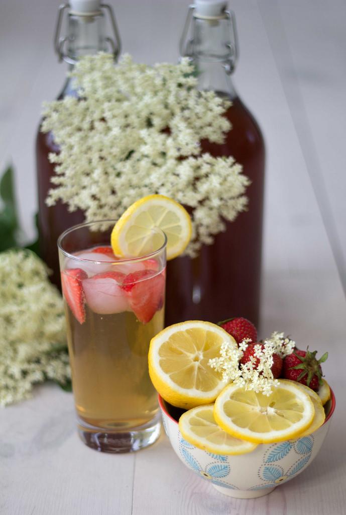 Elderflower Juice (10)