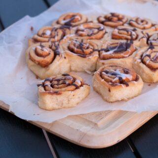 Recipe for Nordic Cinnamon Buns