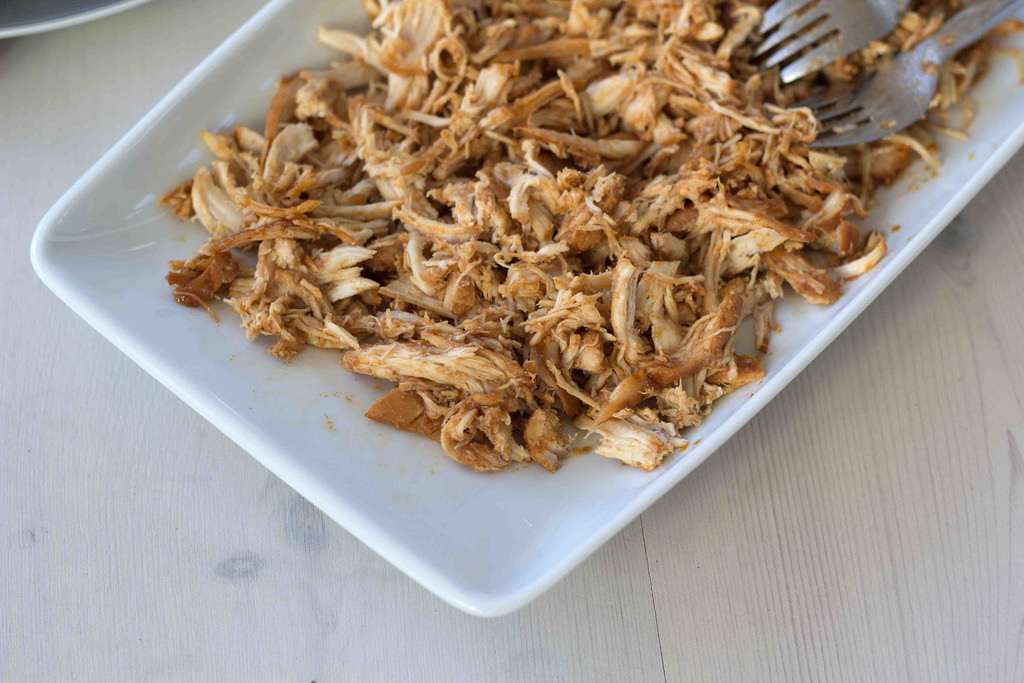Recipe for Pulled Chicken