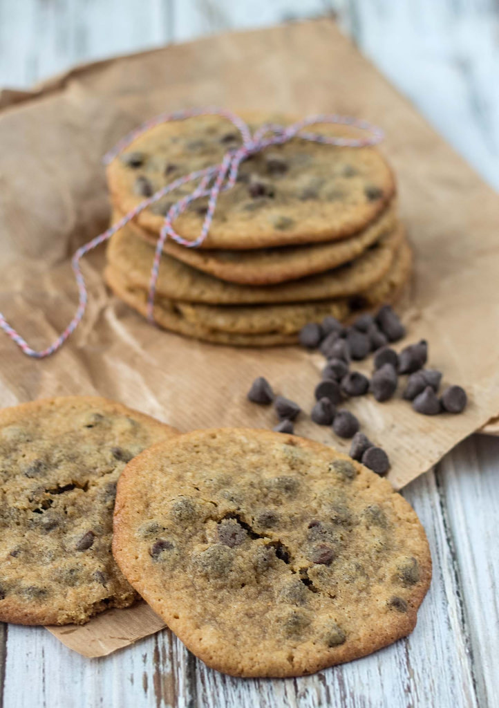 Recipe for American Chocolate Chip Cookies