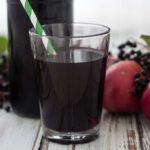 Recipe for Homemade Elderberry Juice