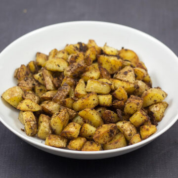 Recipe for Nordic Butter-Fried Potatoes (Brasede kartofler)