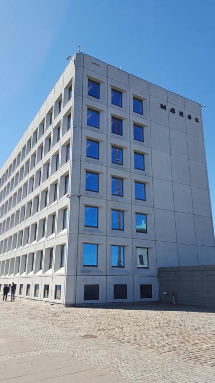 Copenhagen Mærsk headquarters