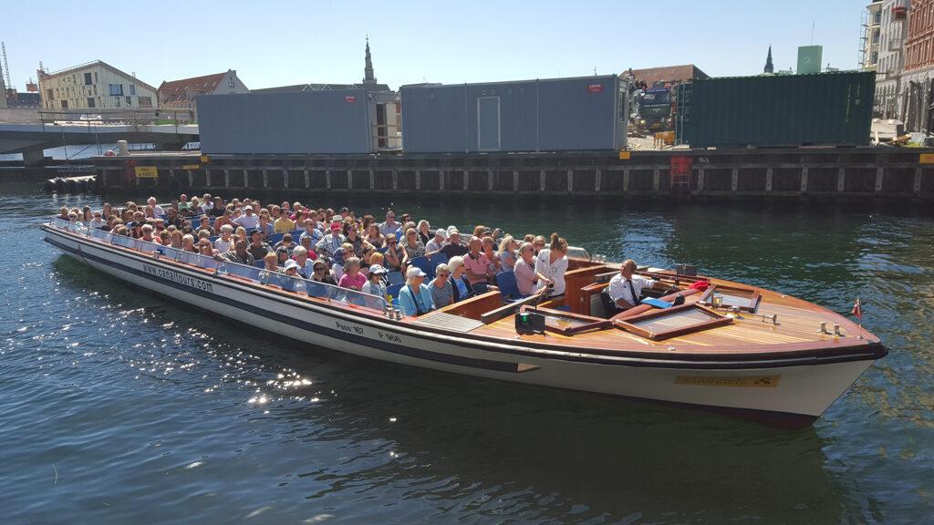 Copenhagen River Boats