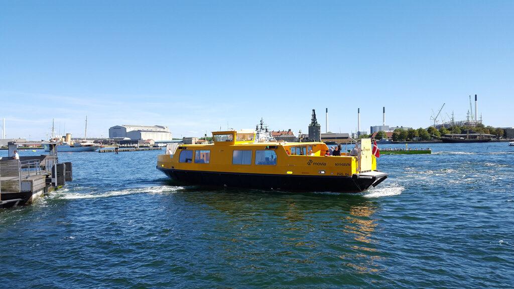 Copenhagen River Buses (Nettobåde)