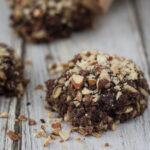 Recipe for Homemade Danish Chocolate Rye Buns