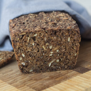 Recipe for Danish Rye Bread (Original recipe)