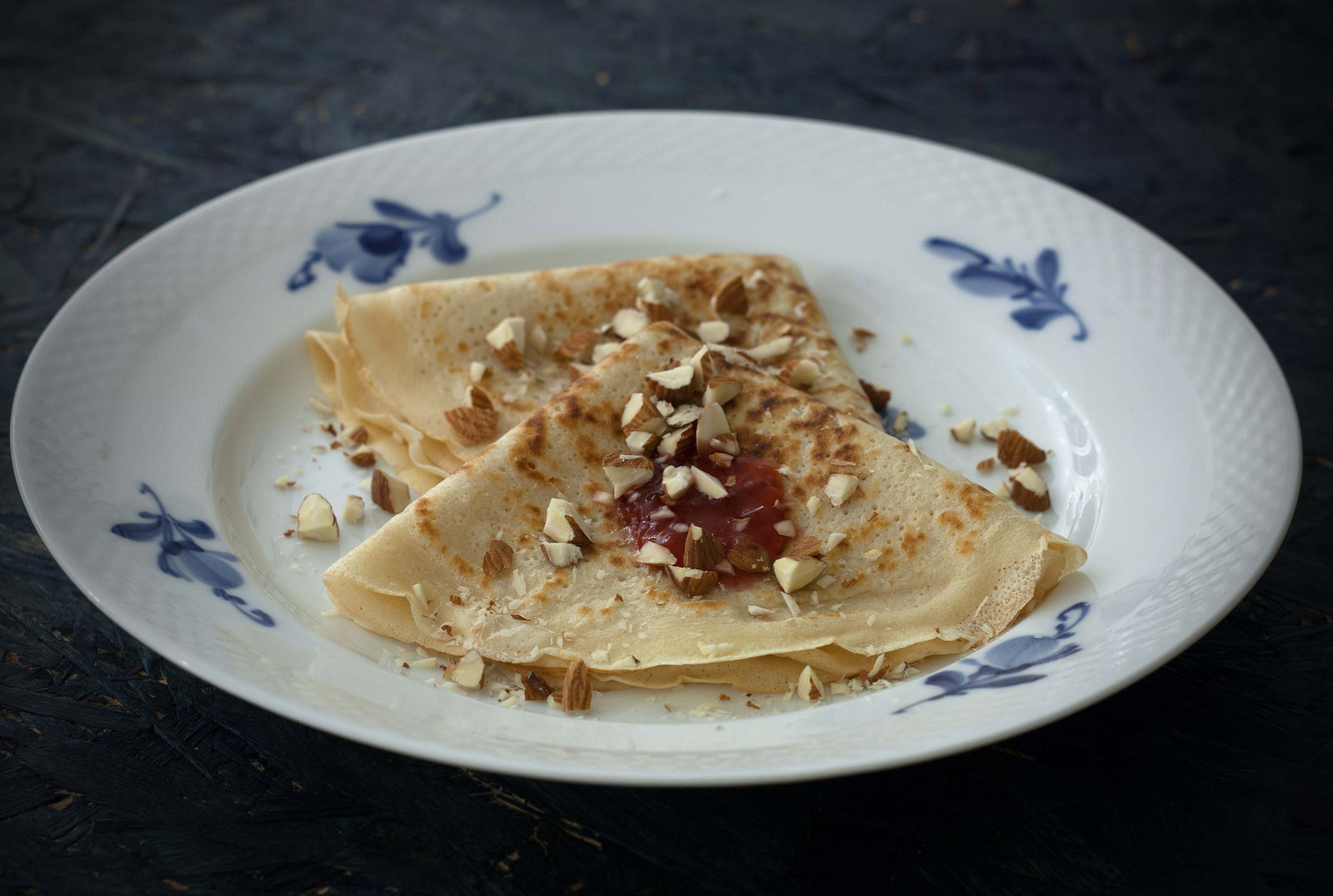 Recipe for Homemade Danish Pancakes