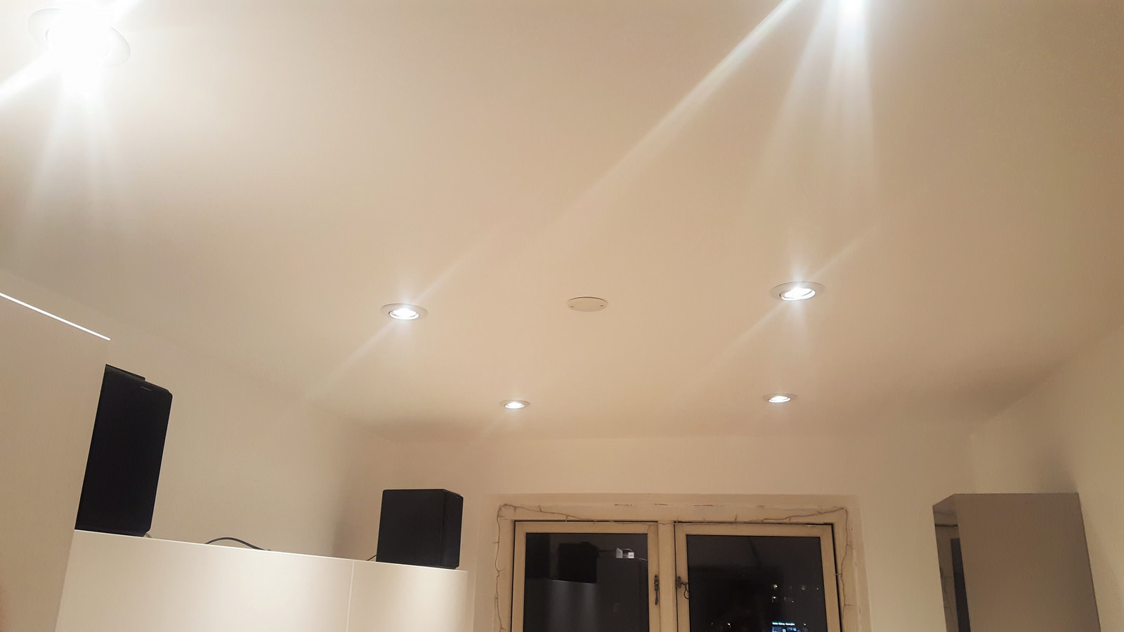 Guide Lower Ceiling And Install Led Downlights Nordic