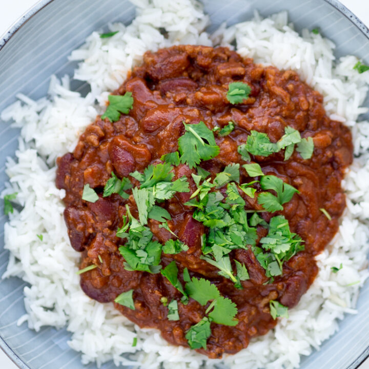 Recipe for Chili Con Carne