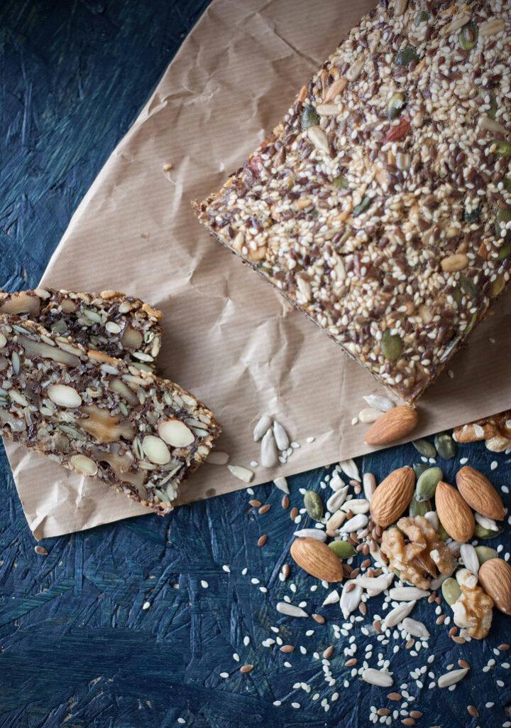 Recipe for homemade Stone age bread