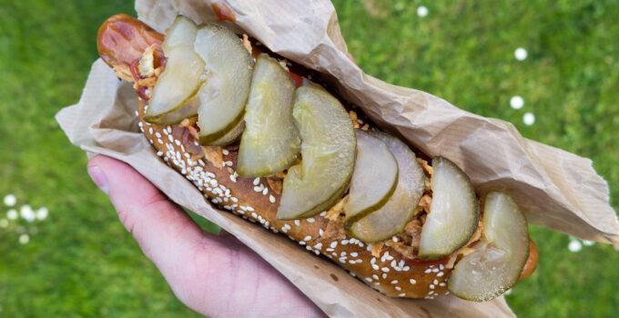 How to make a Danish Hotdog