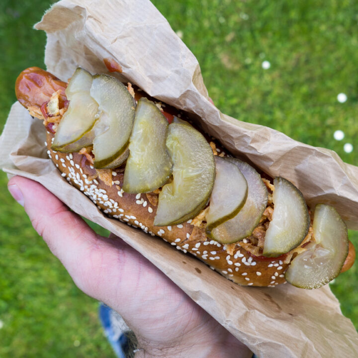 Recipe for Danish Hotdog