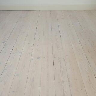 Nordic look floor