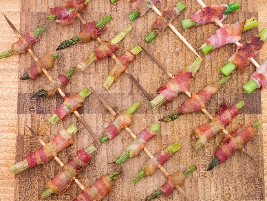 Recipe for Bacon Wrapped Asparagus