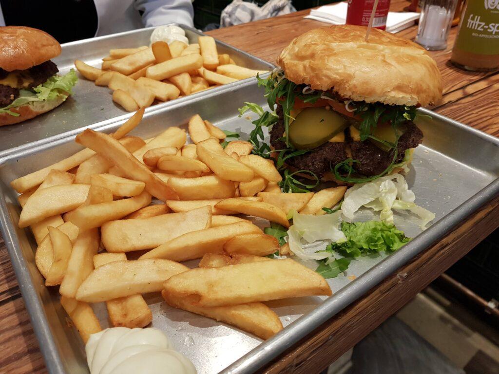 Better Burger Company Hamburg