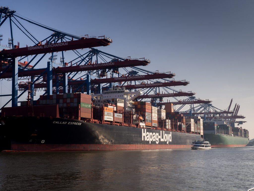 Hamburg Harbor Boat Trip