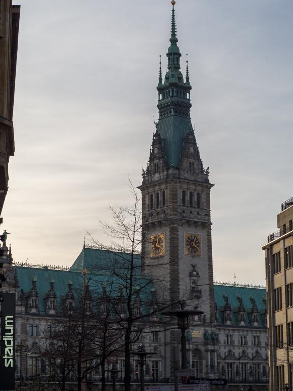Travel Guide to Hamburg