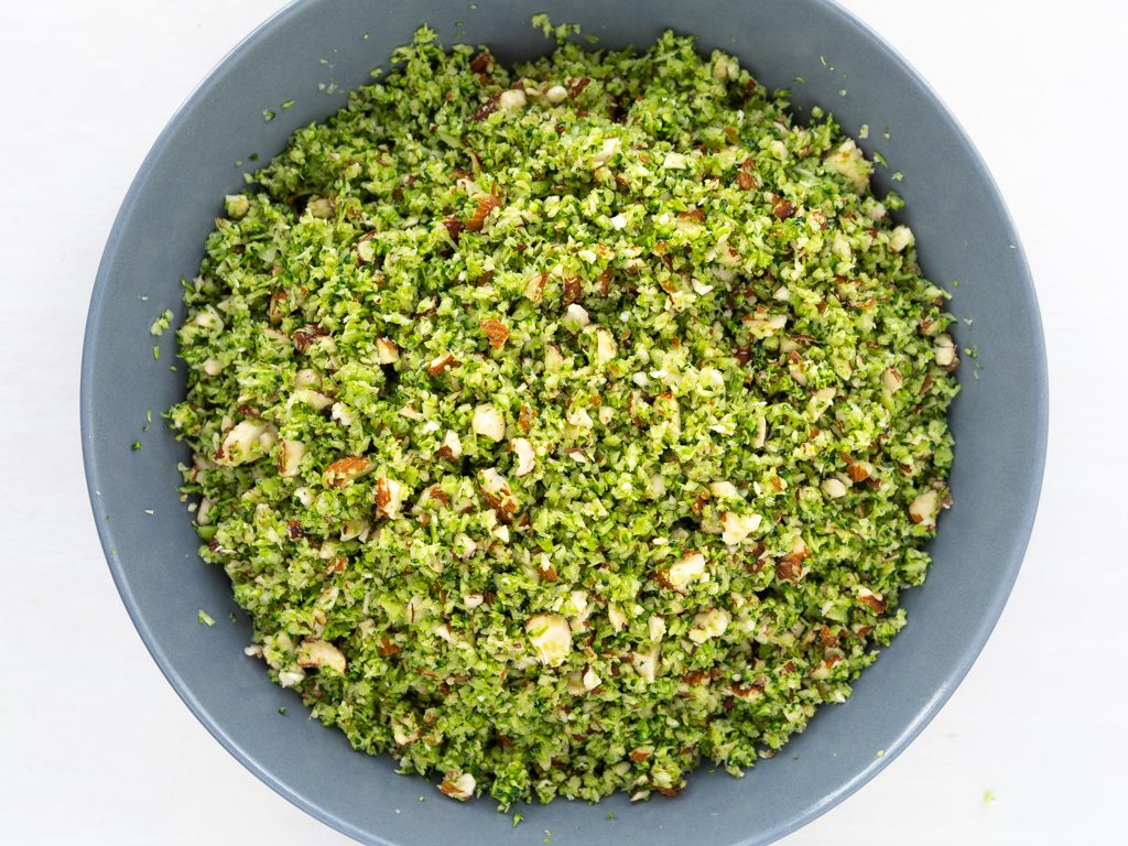 Recipe for Healthy Nordic Broccoli Buns