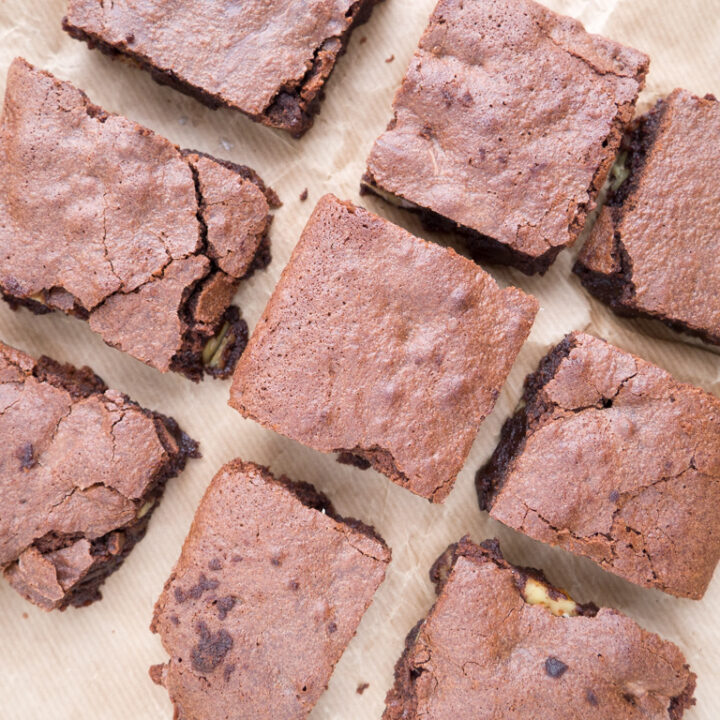 Recipe for the Best Homemade Brownie