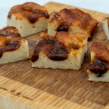 Recipe for Danish Brunsviger Cake