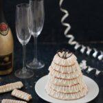 Recipe for Danish Kransekage (Marzipan Ring Cake)