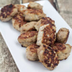 Recipe for Danish Meat Balls (Frikadeller)