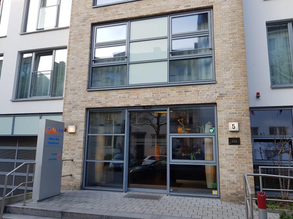 Review of Heikotel Hotel Am Stadtpark