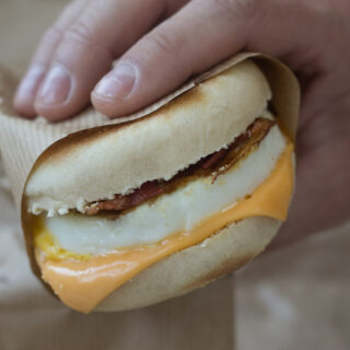 Recipe for Homemade Egg McMuffins
