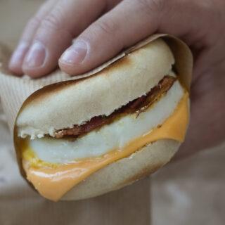 Recipe for Homemade Egg McMuffins