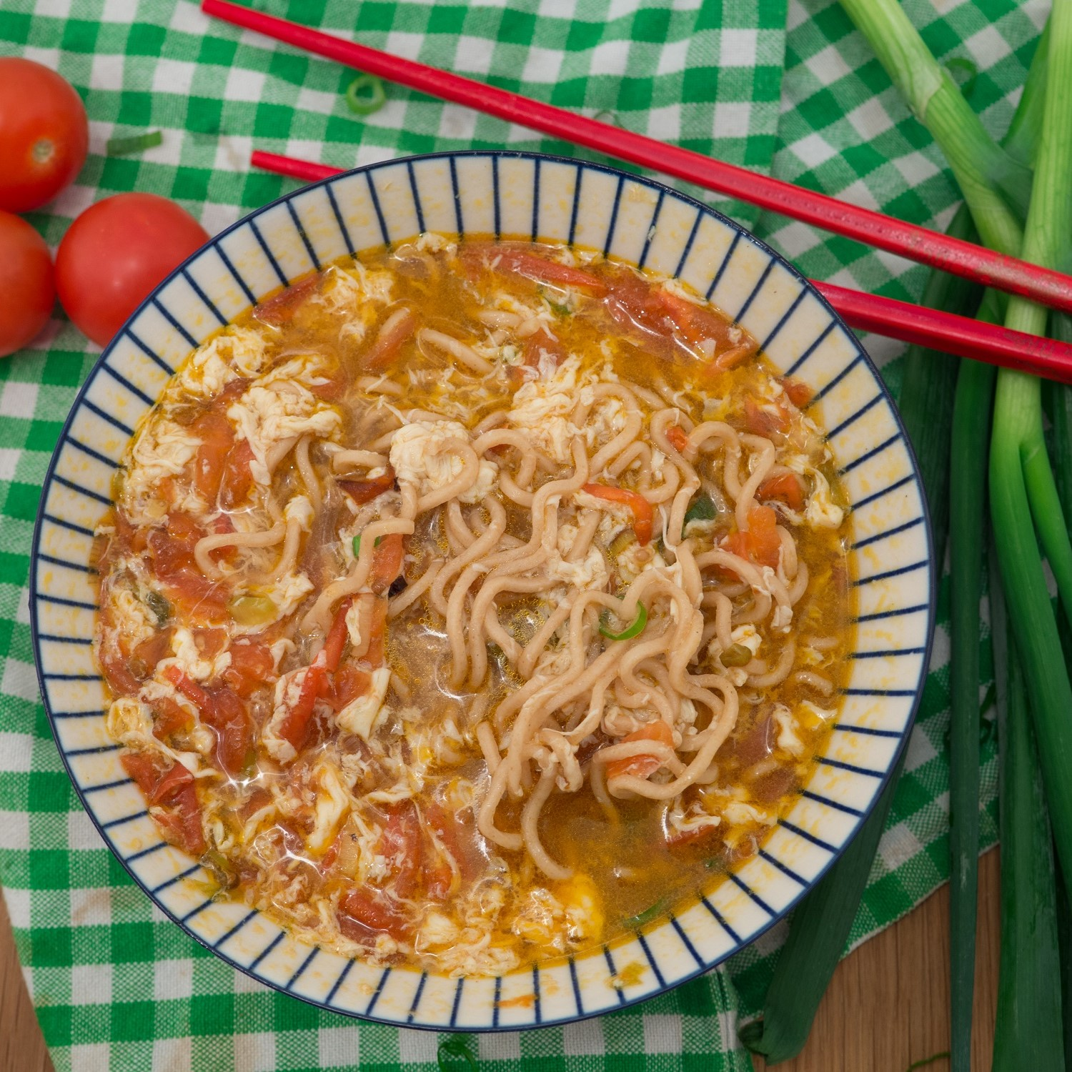 Recipe for Recipe for Nordic Noodle Tomato Soup